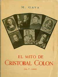 El mito de Cristóbal Colón