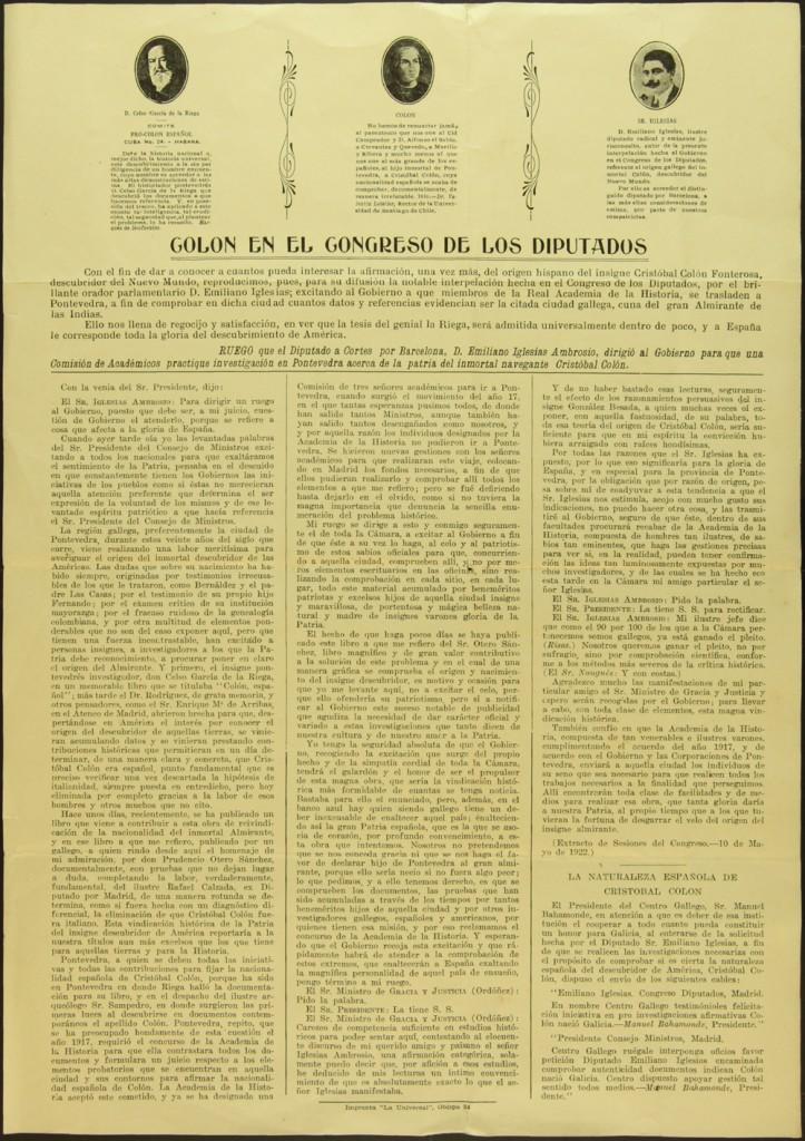 Colon_Congreso_de_los_diputados