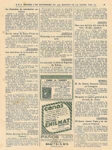 ABC 6 de noviembre de 1927