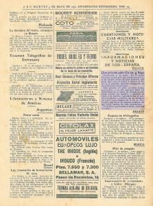 Abc de 3 de mayo de 1927