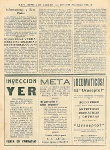 ABC 5 de mayo de 1927