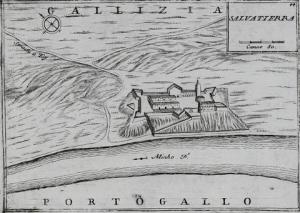 SALVATIERRA MIÑO 1706