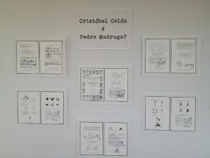 Estudio caligráfico comparativo por la perito Mª Torres Legarreta, donde vincula a los dos personajes. Colección Casa Museo