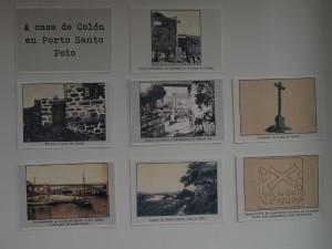 Imágenes antiguas de la casa donde la tradición dice habar nacido Colón, actual ubicación del Museo Casa Natal Cristóbal Colón.- Colección Casa Museo