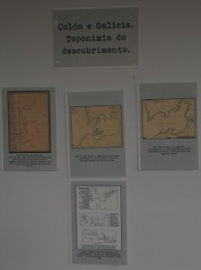 La toponimia en el descubrimiento.- Colección Casa Museo