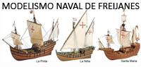 Modelismo naval de Freijanes